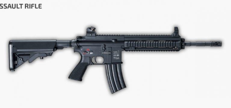 Daftar Assault Rifle Terbaik Dalam Game PUBG Mobile Yang Perlu Kalian Tahu