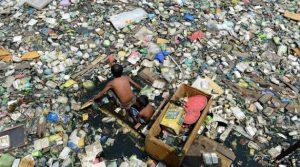 Sampah Plastik Sumber Terbesar Gas Rumah Kaca